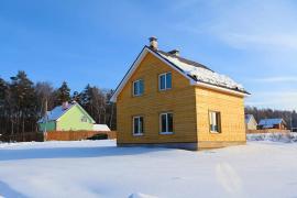 Дом по Симферопольскому ш. 90 кв.м. на участке 7.5 сот.
