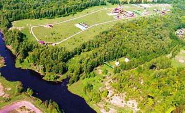 Покупка участков в красивых местах у леса и водоемов